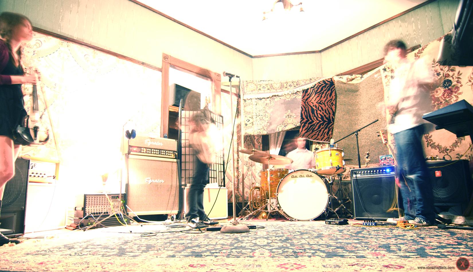 Da Di Da playing at The Treehouse