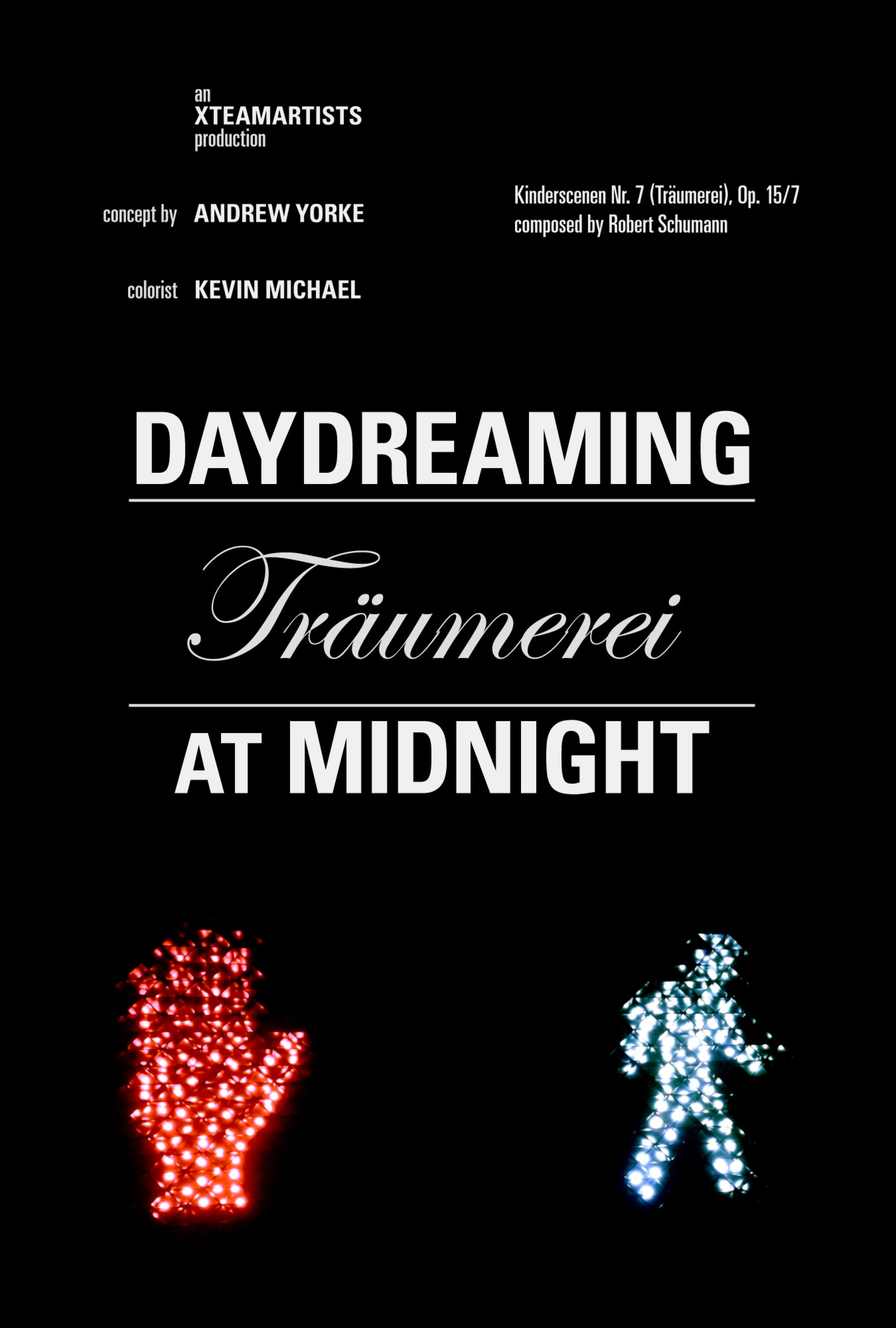 Daydreaming at Midnight poster; directed by Andrew Yorke
